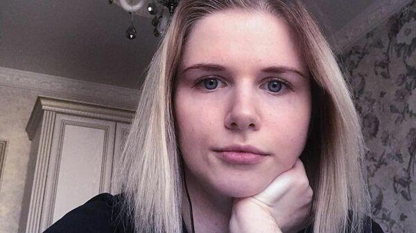 Журналистка МБХ медиа Анастасия Ольшанская