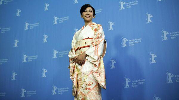Актриса Yuko Takeuchi