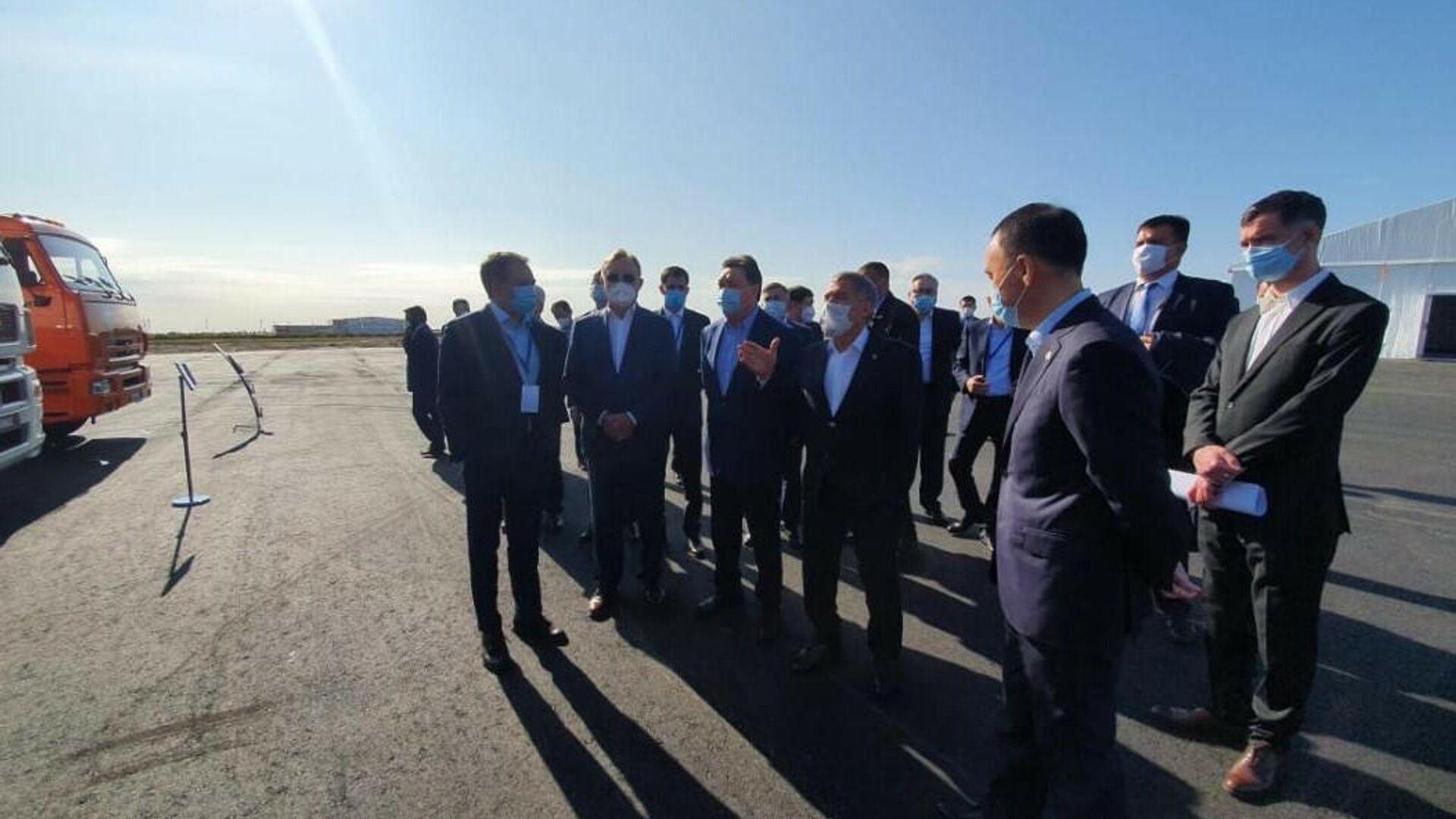 """1577840010 0:3:1053:595 1920x0 80 0 0 a4f389734fabec220540ffac63534004 - В Казахстане начали строительство завода для техники """"КамАЗ"""""""