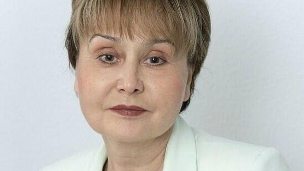 Вице-мэр Хабаровска Ирина Шапиро