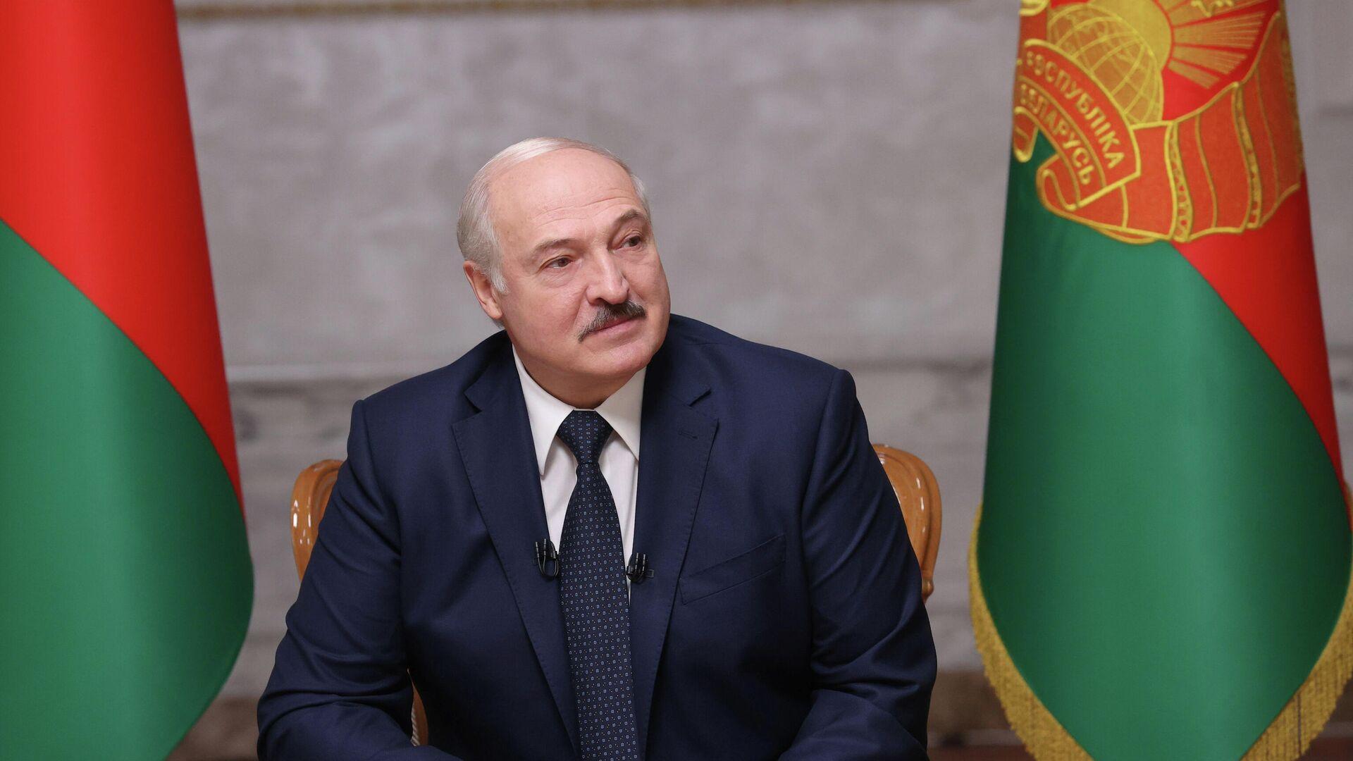 Президент Белоруссии Александр Лукашенко - РИА Новости, 1920, 01.10.2020