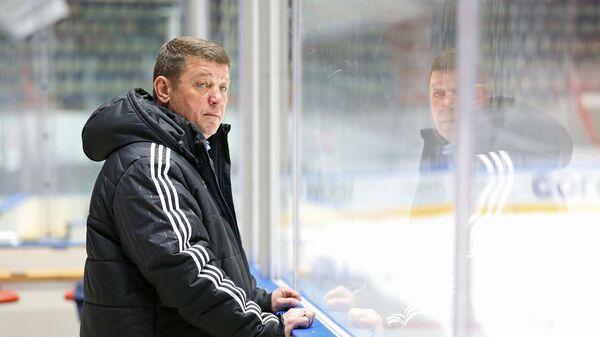 Исполнительный директор хоккейного клуба Амур Евгений Лугин
