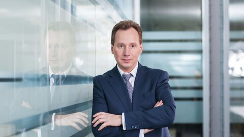 Генеральный директор компании Технониколь Владимир Марков