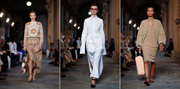 Показ коллекции Max Mara в рамках Недели моды в Милане