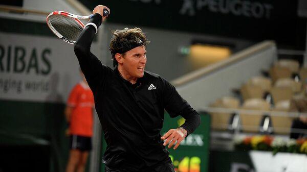 Австрийский теннисист Доминик Тим