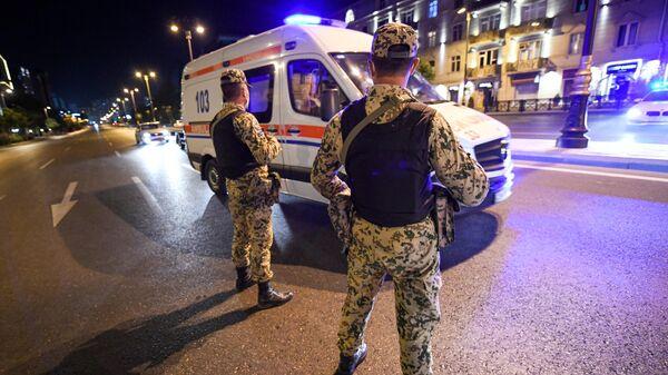 Скорая помощь в Баку