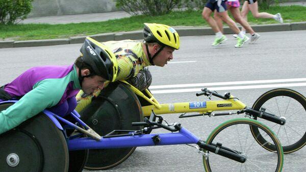 В Сочи пройдет международный полумарафон на спортивных колясках