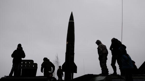 Тактический ракетный комплекс Точка