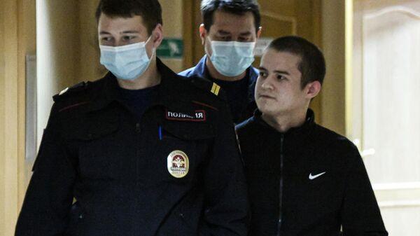Солдат срочной службы Рамиль Шамсутдинов в Читинском гарнизонном военном суде