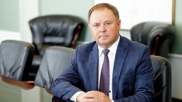 Спикер Липецкого областного Совета депутатов Павел Путилин