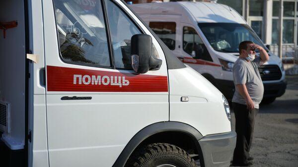Автомобили скорой медицинской помощи в Свердловской области