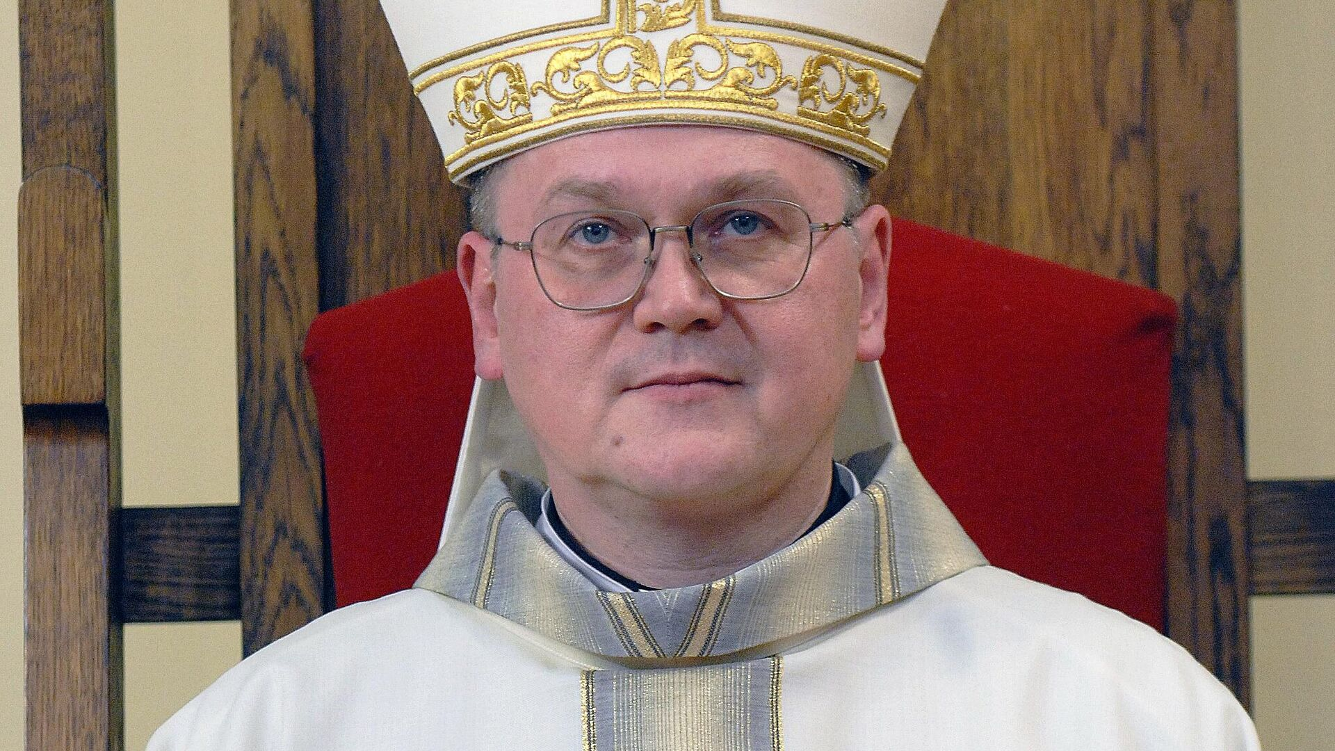 Епископ Николай Дубинин - РИА Новости, 1920, 08.09.2021