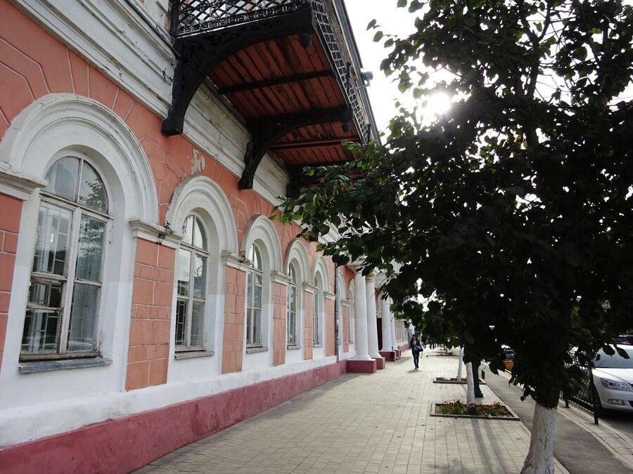 Усадьба Якунчикова (здание технического училища)