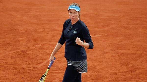 Американская теннисистка Даниэль Роуз Коллинз