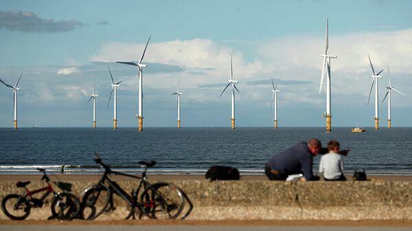 Ветрогенераторы в Великобритании
