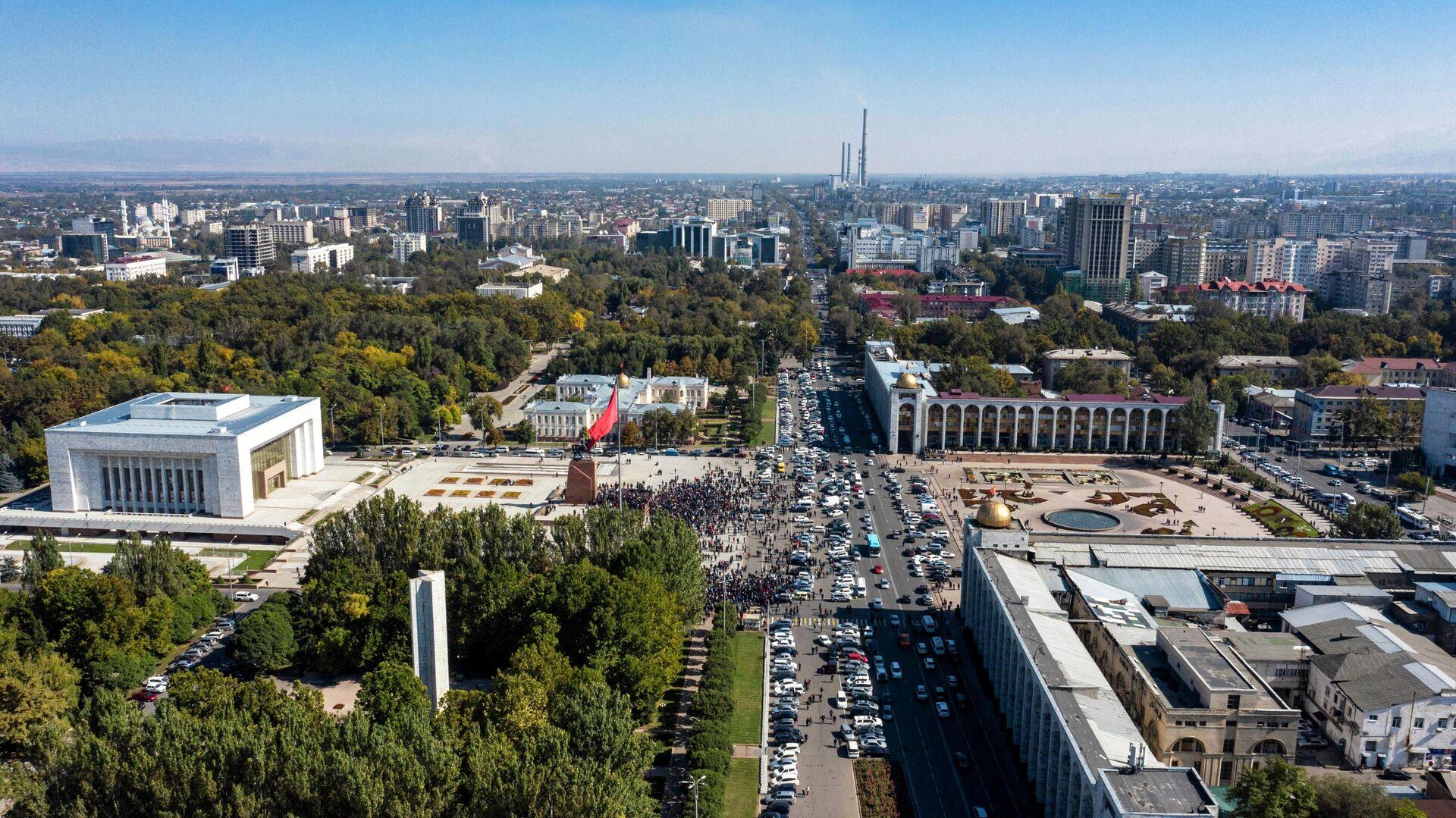 Вид Бишкека - РИА Новости, 1920, 07.10.2020