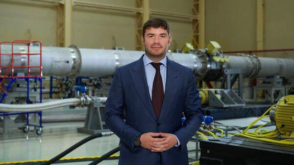 Руководитель столичного департамента инвестиционной и промышленной политики Александр Прохоров