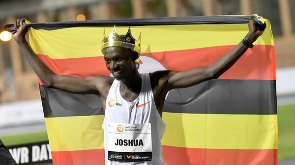 Легкоатлет Джошуа Чептегеи  (Уганда)