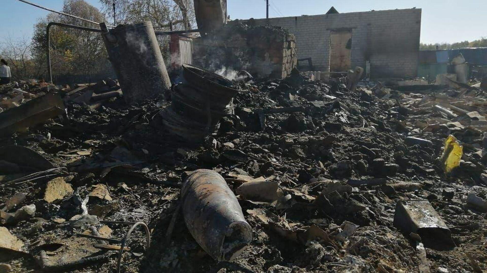 Пострадавшие от взрывов боеприпасов под Рязанью получат выплаты