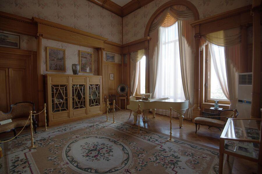 Будуар императрицы в Ливадийском дворце