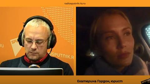 Екатерина Гордон о COVID-19 в Москве, домашнем насилии и защите детей