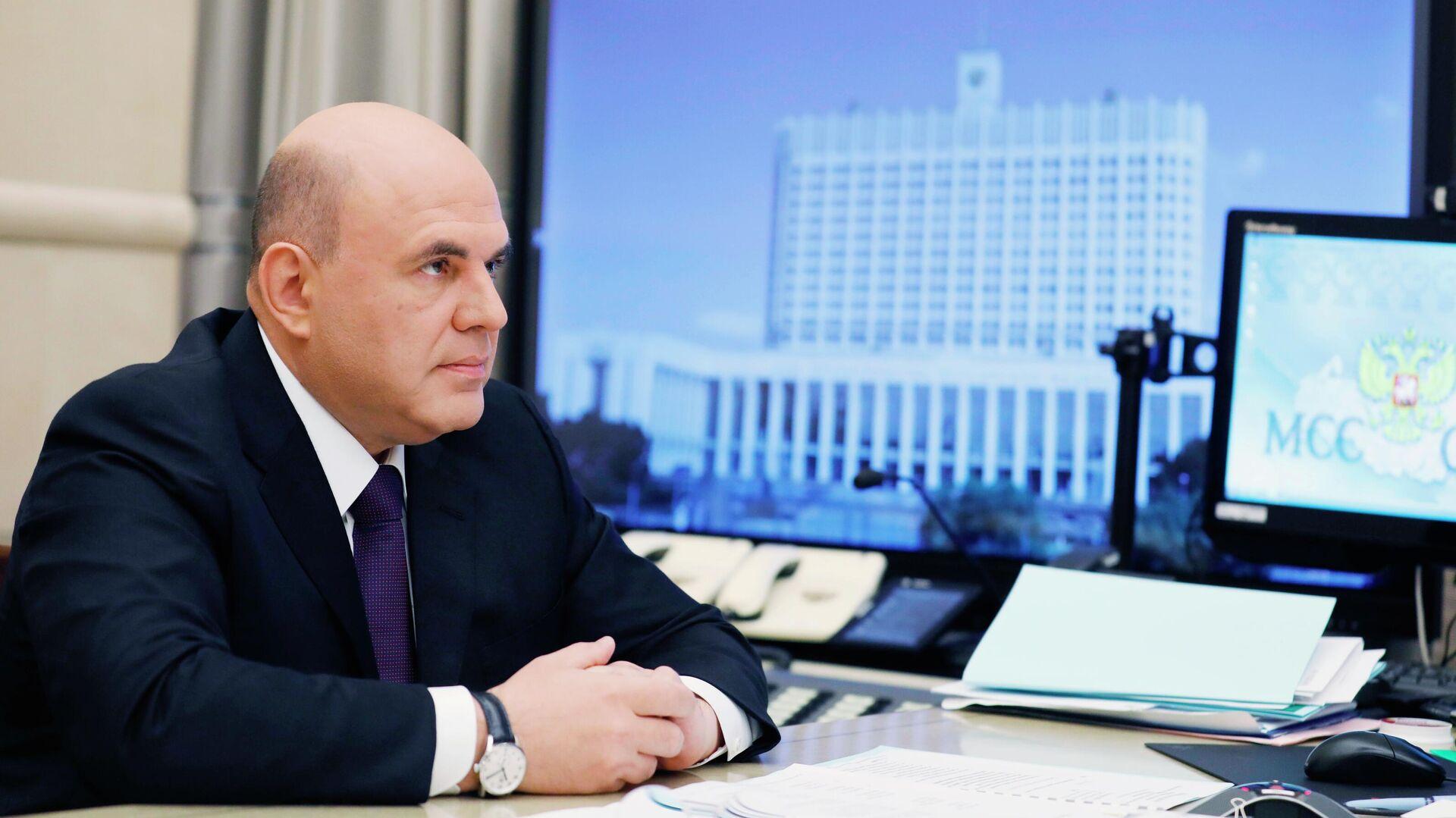 Мишустин назвал задачу дальнейшего обсуждения бюджета в Госдуме