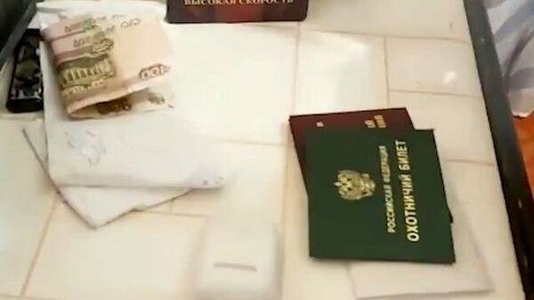 Обыск в доме подозреваемого в стрельбе в Нижегородской области