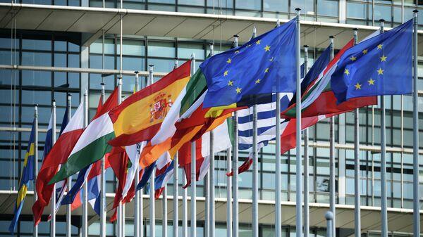 Одно название. В ЕС решили ввести санкции, но не решили, против кого