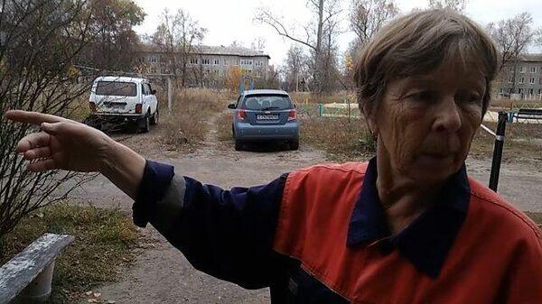 Соседка рассказывает, как Монахов вел стрельбу по жителям