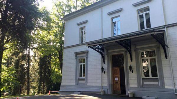 Здание посольства России в Норвегии