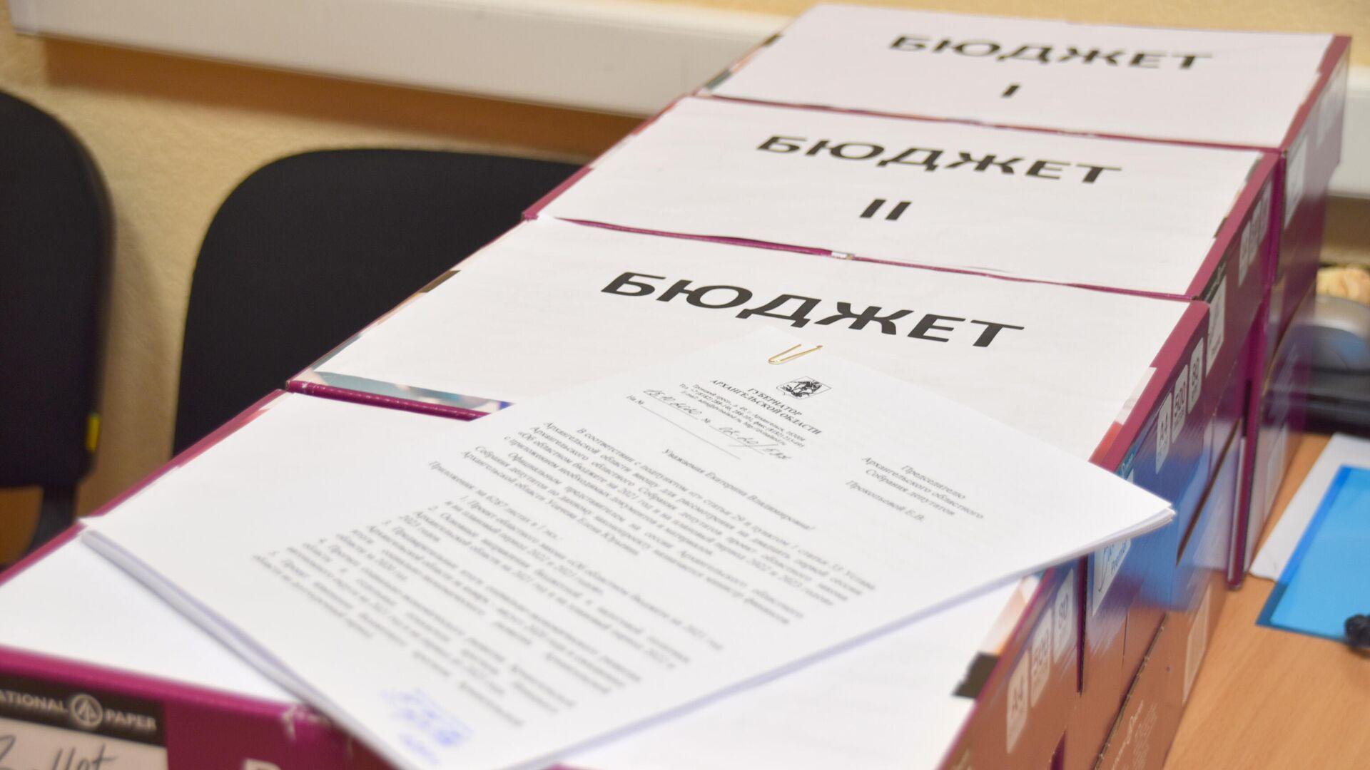 Доходы бюджета Поморья в 2021 году планируются в размере 97,3 млрд рублей