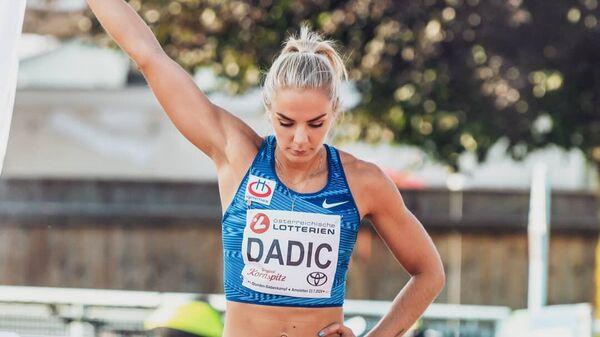 Австрийская легкоатлетка Ивона Дадич