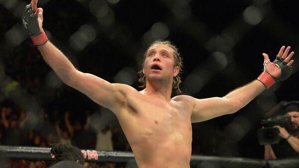 Американский боец UFC Брайан Ортега