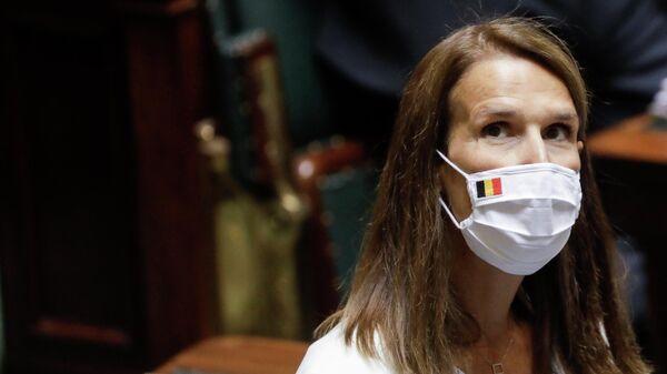 Глава МИД Бельгии Софи Вильмес