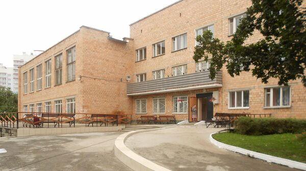 Уктусский пансионат для престарелых и инвалидов
