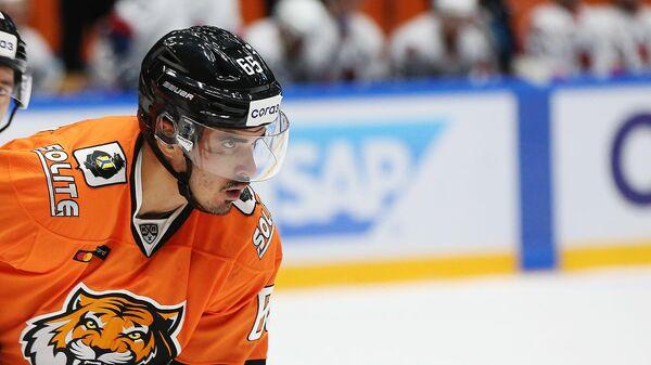 Хоккеист Амура Наиль Якупов