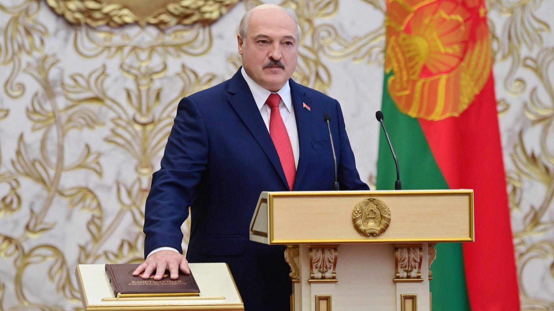 Европарламент призвал как можно скорее ввести санкции против Лукашенко