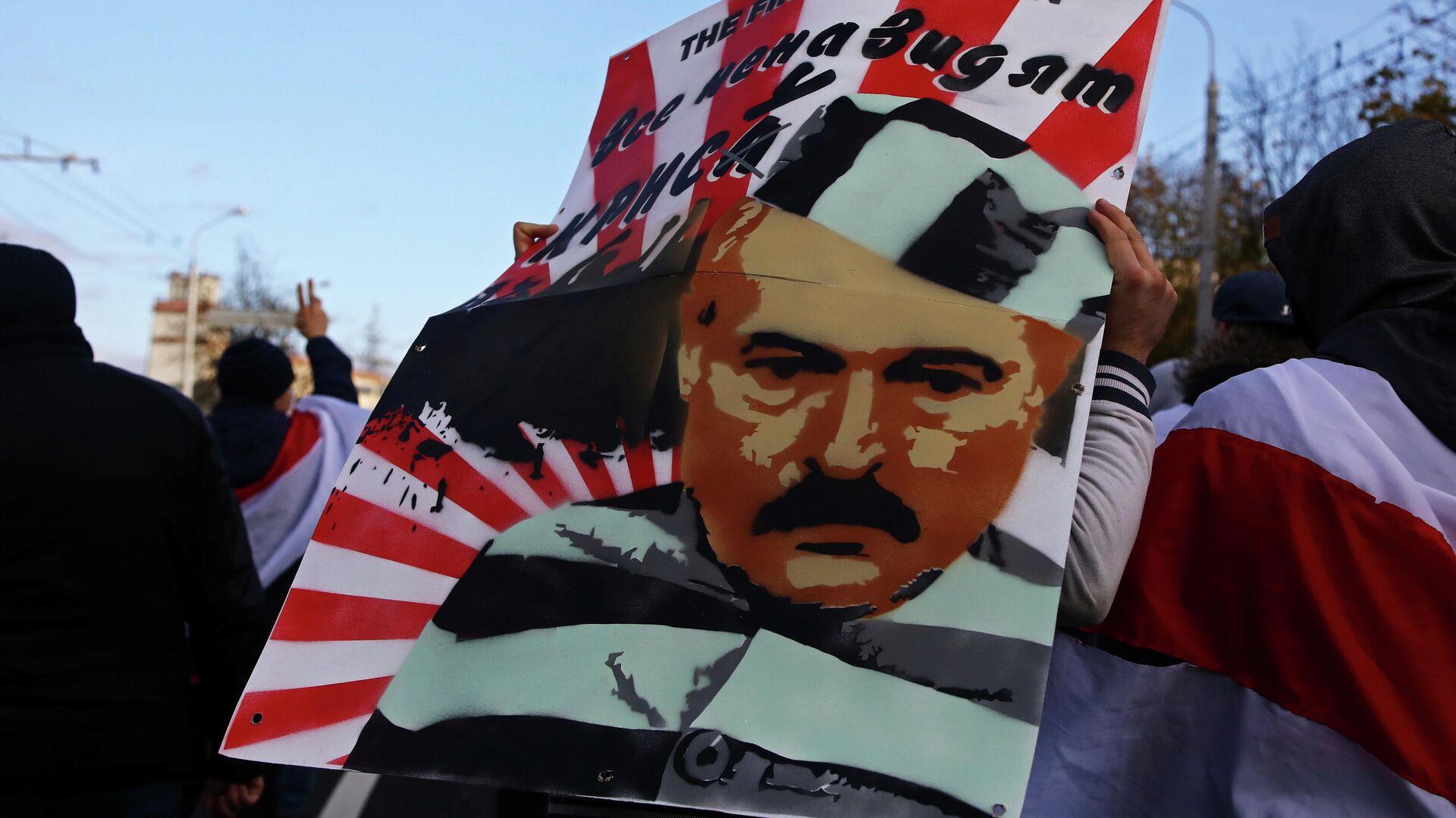 Боррель пообещал продолжить изоляцию белорусских властей - РИА Новости,  20.10.2020
