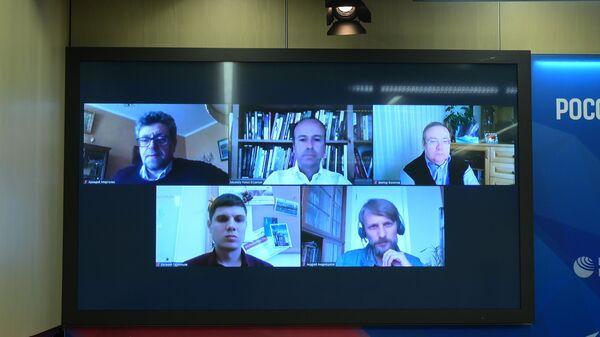 Онлайн пресс-конференция Доказательный подход в сфере образования: в фокусе молодые ученые