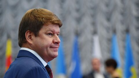Инаугурация губернатора Подмосковья А. Воробьева