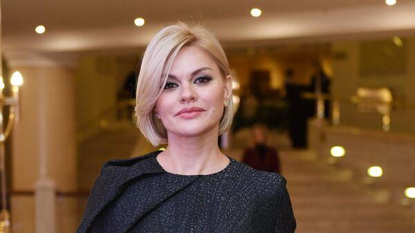 Певица Ирина Круг на гала-ужине Российской национальной музыкальной премии Виктория