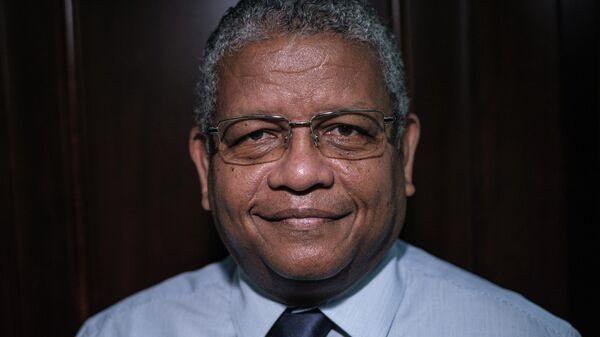 Лидер оппозиционной Сейшельской национальной партии Вавел Рамакалаван