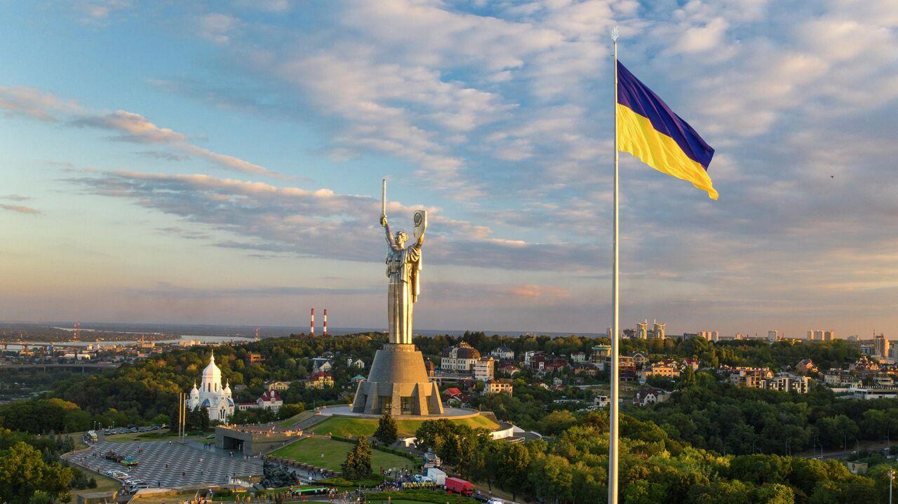 Украинский журналист выругался матом во время