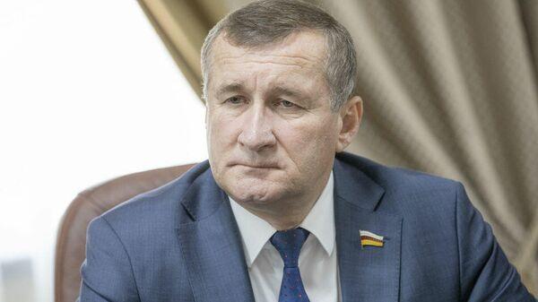 Глава парламента Южной Осетии Алан Тадтаев