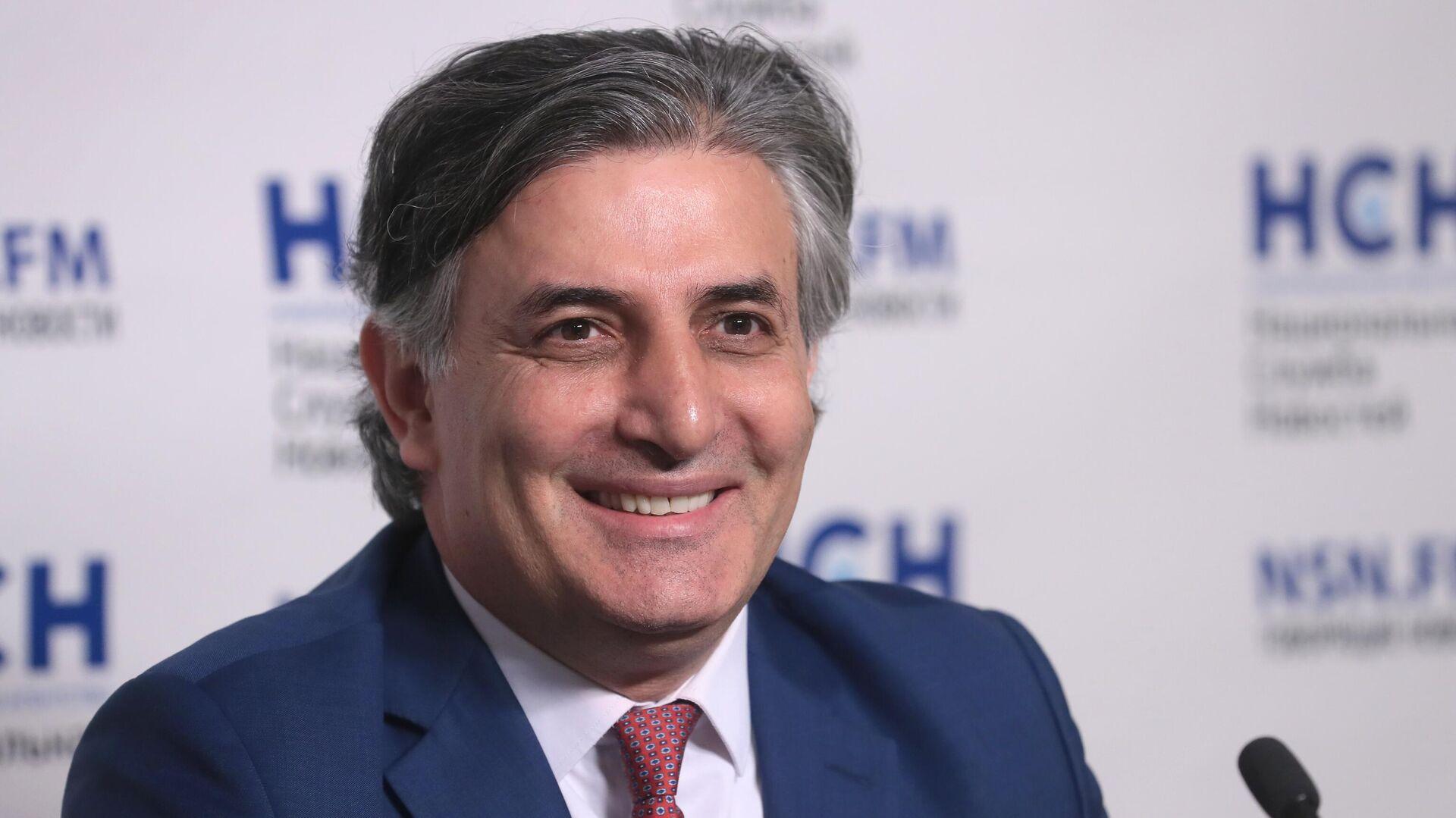 Пашаев рассказал о планах баллотироваться на выборах в Госдуму