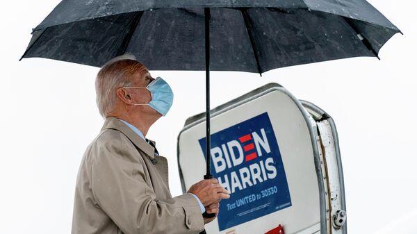 Кандидат в президенты США от Демократической партии Джо Байден
