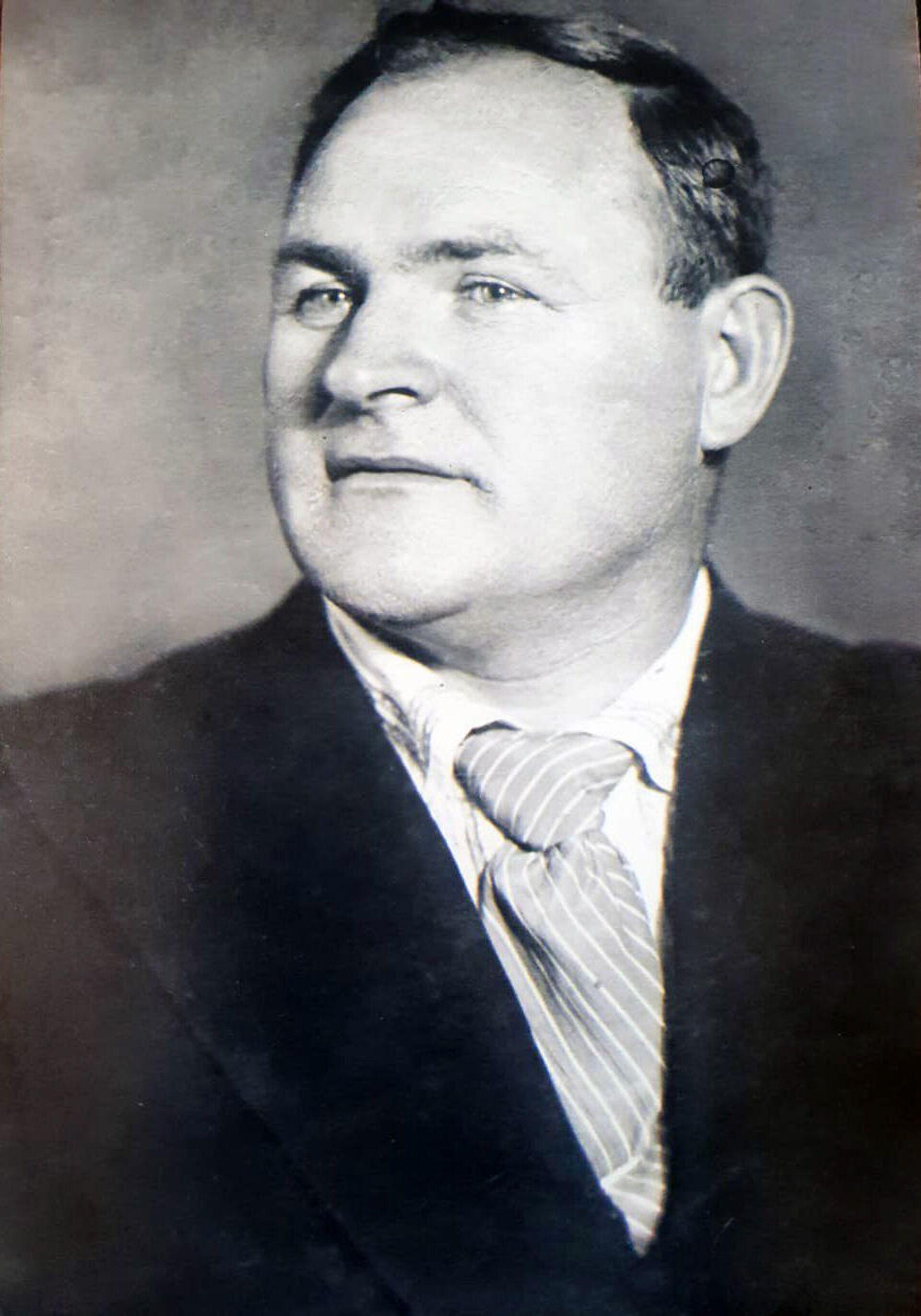 Леонид Горобец - РИА Новости, 1920, 30.10.2020
