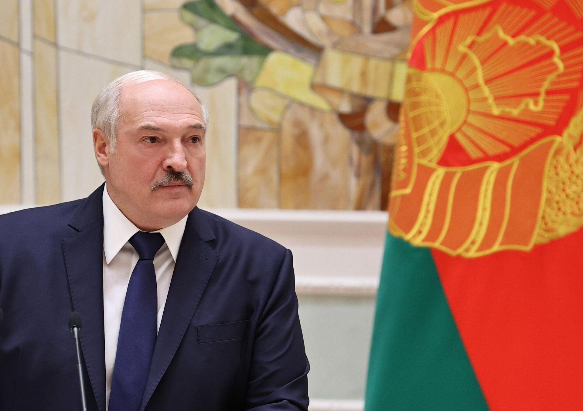 Президент Белоруссии Александр Лукашенко - РИА Новости, 1920, 18.12.2020