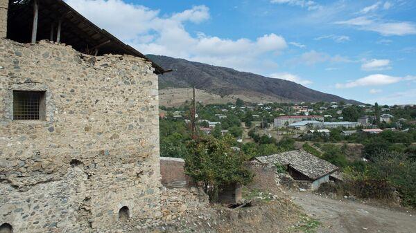 Город Гадрут самопровозглашенной Республики Нагорный Карабах