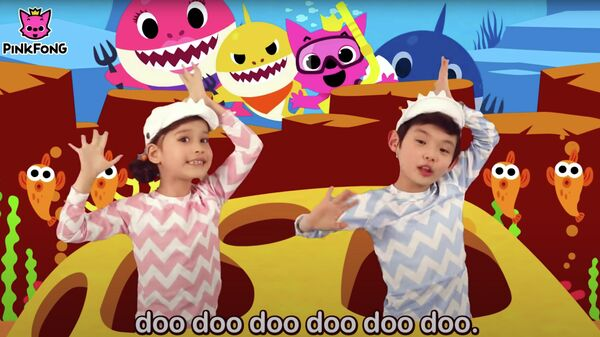 Baby Shark Dance | Sing and Dance! Стоп-кадр видео
